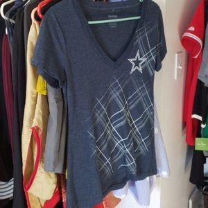Reebok Dallas Cowboys shirt. Size large